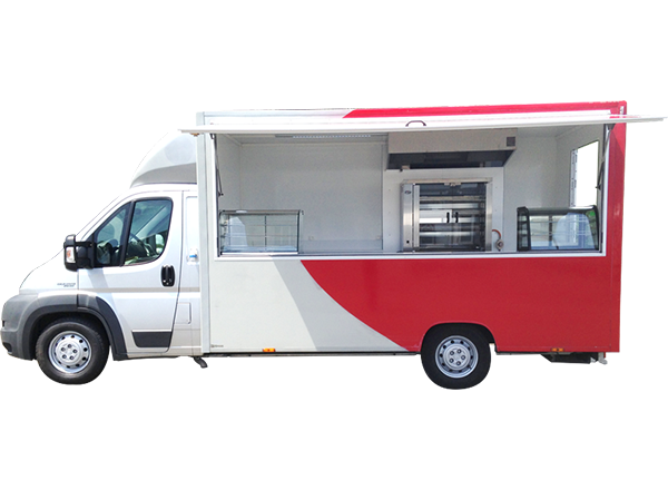 Utilitaire food trucks d 39 occasions gruau occasion - Amenagement snack ...